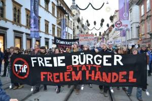 TTIP Graz Kundgebung (1)