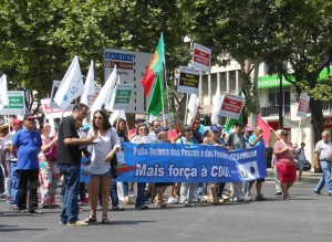 Portugal Demonstration (2)