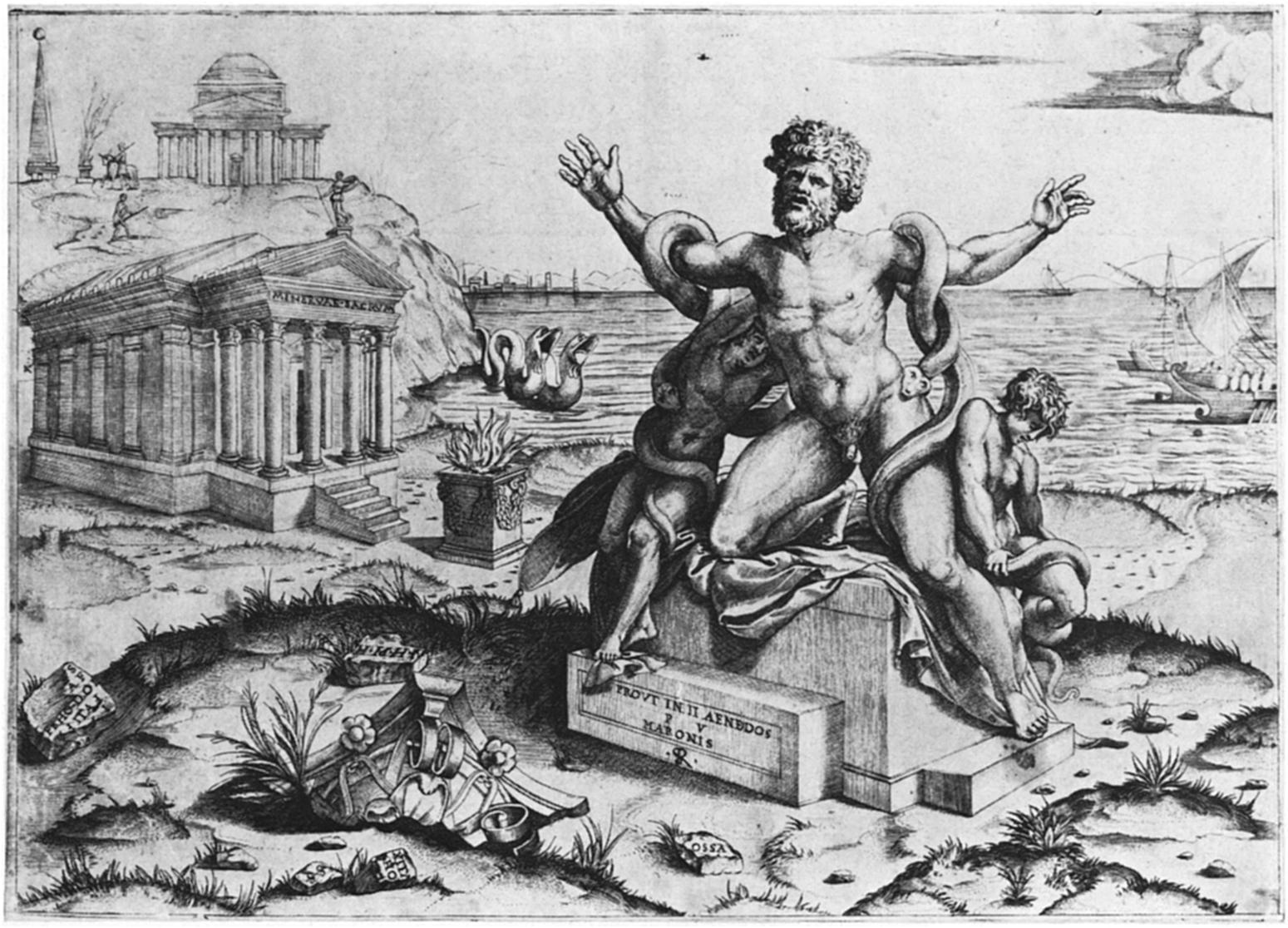 Griechische Mythologie Zusammenfassung