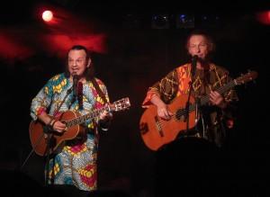 Lukas & Pichler Bühne