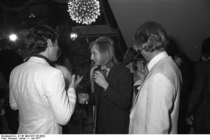 1.7.1977 Sommerfest im Bundeskanzleramt