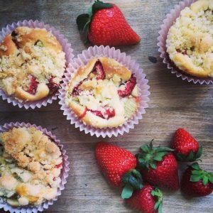 Rhabarber-Erdbeer-Muffins5