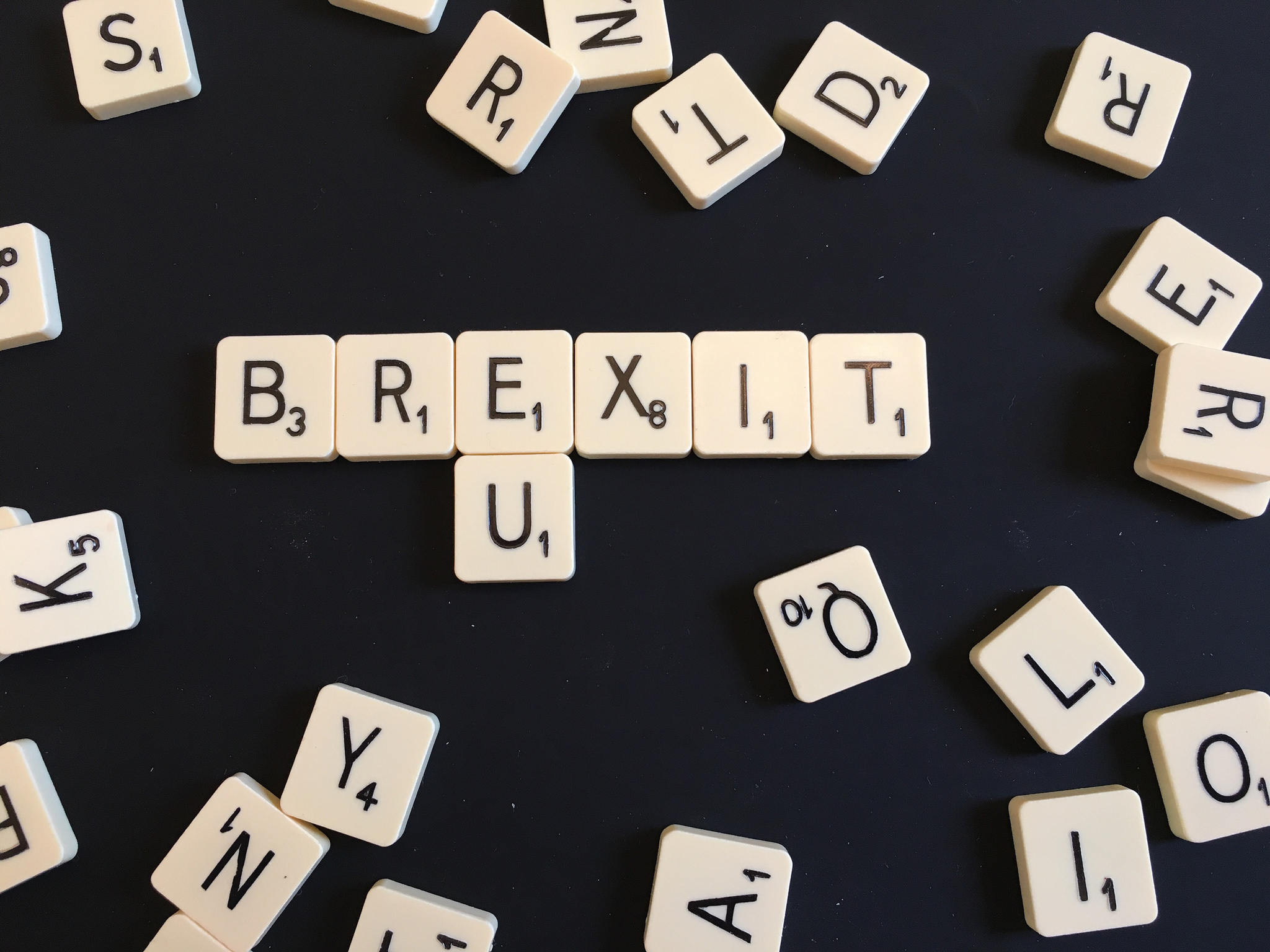 Foto: Brexit / EU Scrabble  (Jeff Djevdet/flickr.com; Lizenz: CC BY 2.0) speedpropertybuyers.co.uk/