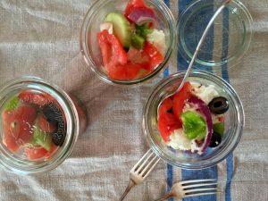 Salatglas
