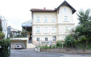 """Die """"Villa Hagen"""" am Fuße des Pöstlingbergs"""