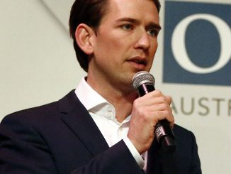 Sebastian Kurz, 2017 (Foto: BMEIA/Dragan Tatic/flickr.com; Lizenz: CC BY 2.0)