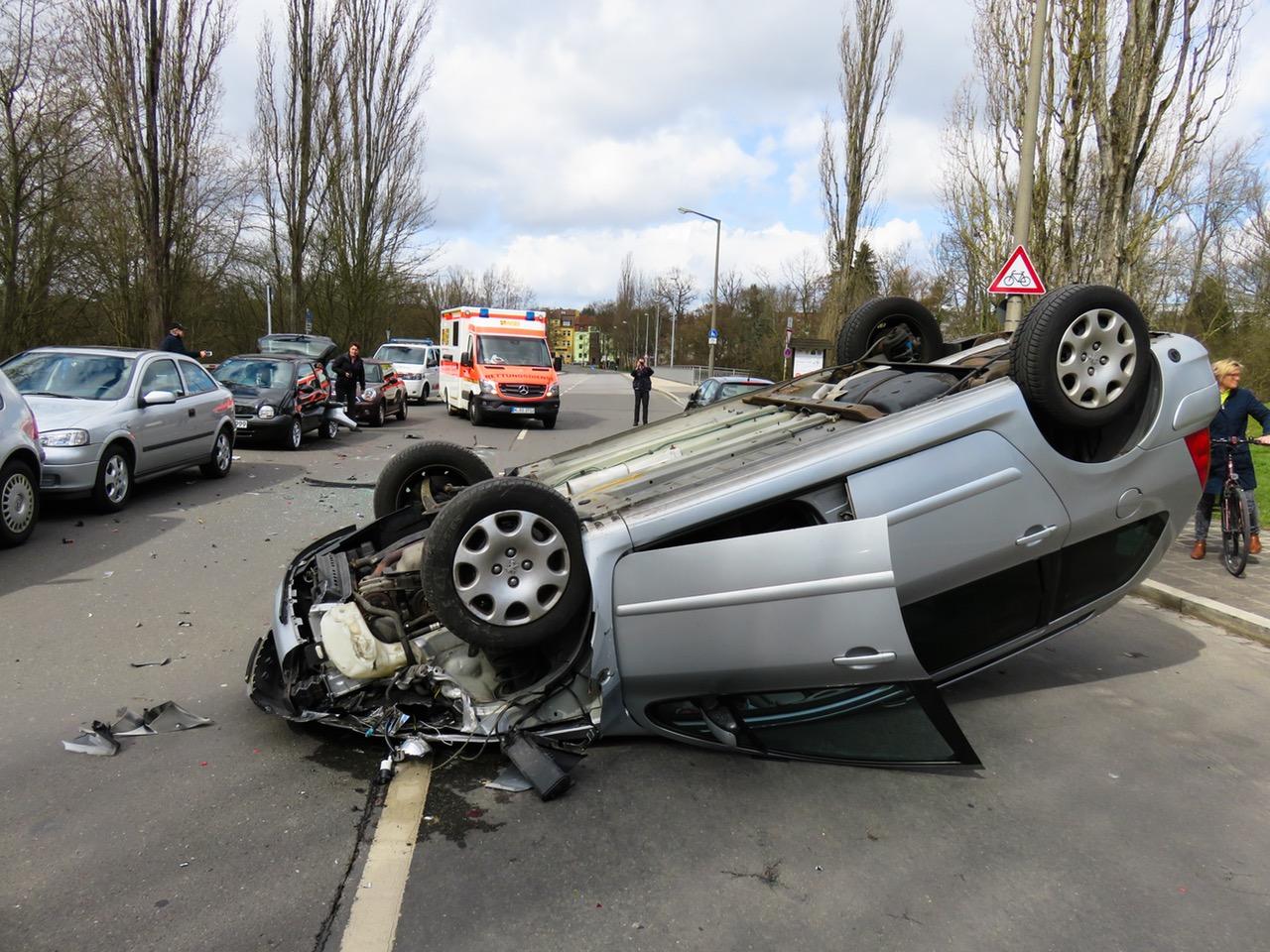autounfall - Unsere Zeitung