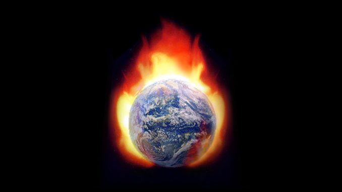 Weltwetter: 2017 gehört zu den drei heißesten Jahren