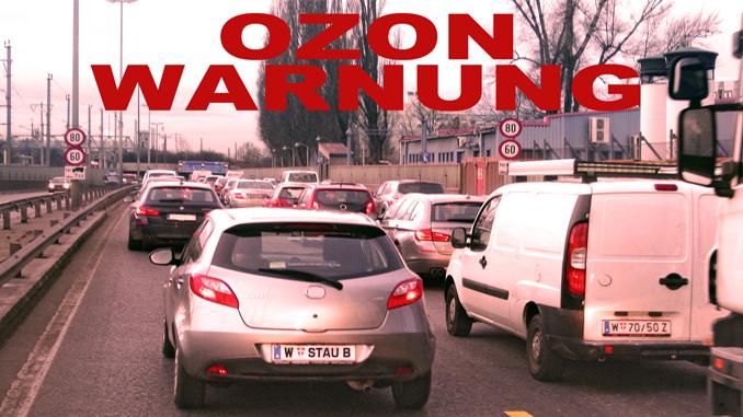 Ozon Warnung
