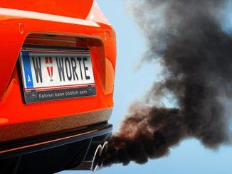 Der Verkehrssektor ist der größte Schadstoff Emittent.