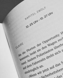 Ausschnitt aus dem Buch.