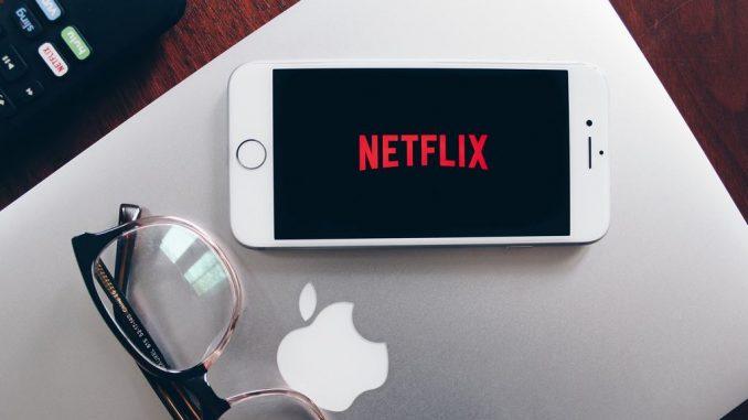 Beitragbild mit Netflix-Aufschrift