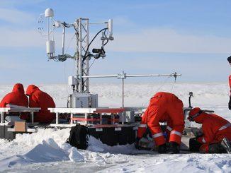Wetterforschung in Sibirien