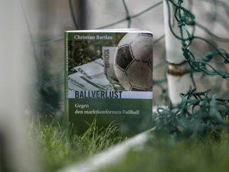"""""""Ballverlust"""", Foto vom Buch"""