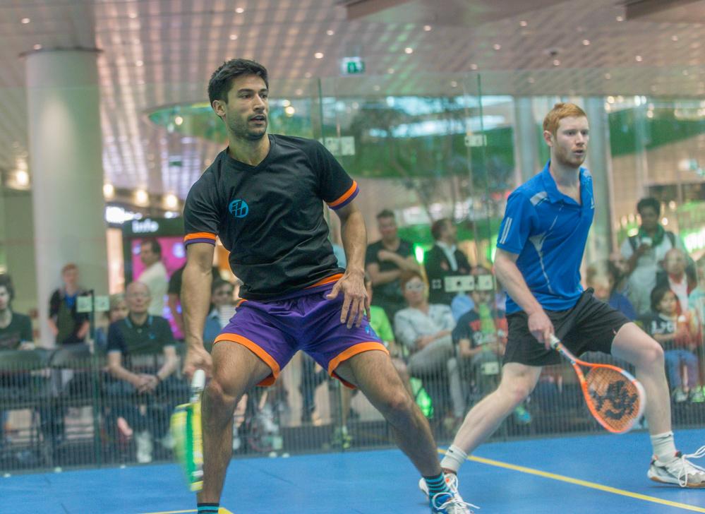 Squash-WM in Doha: Rehman für Österreich - Unsere Zeitung