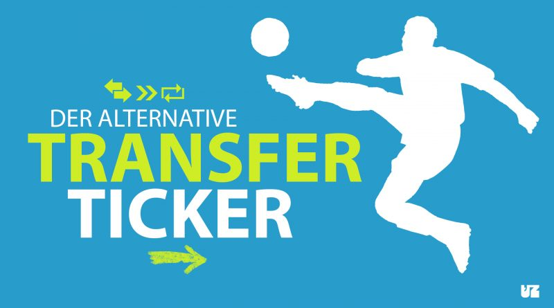 Alternativer Transferticker - Titelbild