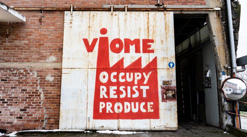 Der Kampf um die Seife in Thessaloniki