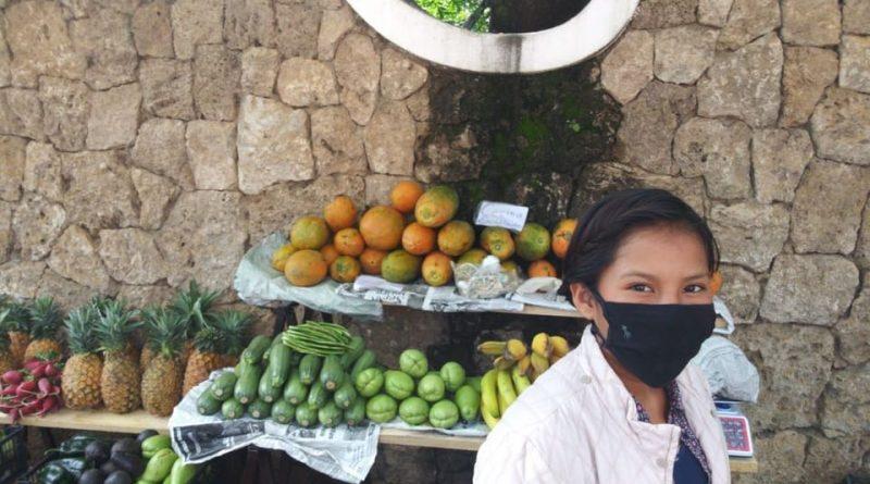 "Ein Kooperativmitglied der ""Productores de Oaxaca"". Foto: Miriam Flores"