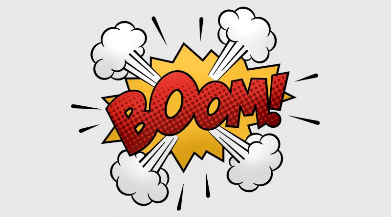 Comic: Boom!