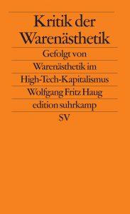 """Das Buchcover von """"Kritik der Warenästhetik"""