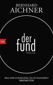 Der Fund von Aichner - Buchcover