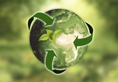Grüne Erde (Symbolbild)