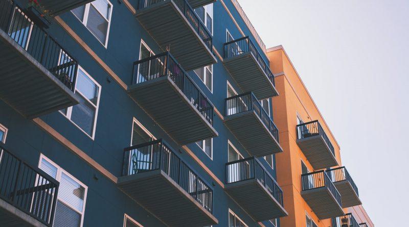 Bunte Wohnungen