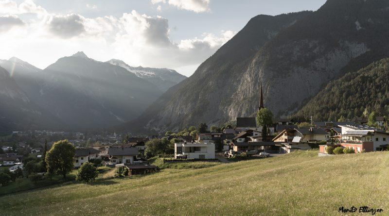 Eine kleine Gemeinde in Tirol
