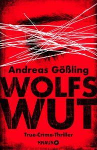 """Buchcover von """"Wolfswut"""""""
