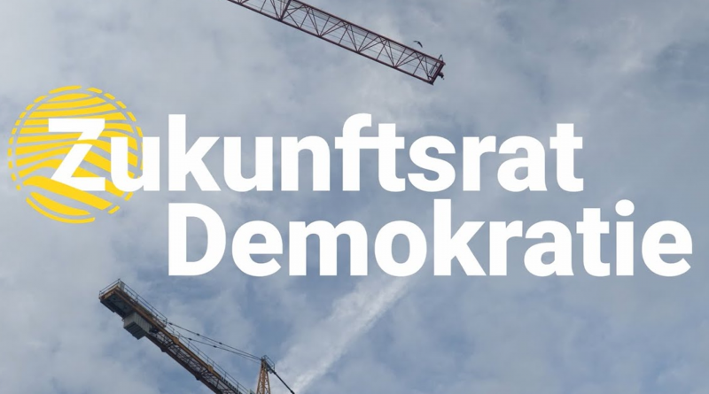 Zukunftsrat Demokratie