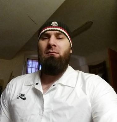 Ali Chaciev im Gefängnis (Foto: privat)
