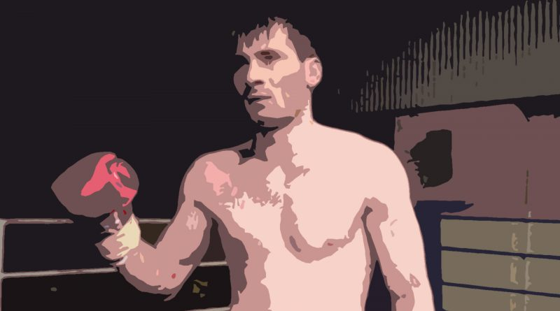 Boxer Ali Chaciev, Illustration