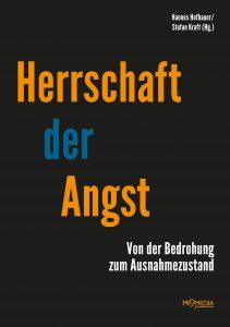 """Buchcover von """"Herrschaft der Angst"""""""