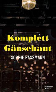 """Buchcover von """"Komplett Gänsehaut"""""""