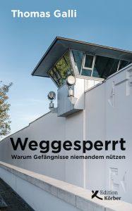 Weggesperrt - Buchcover