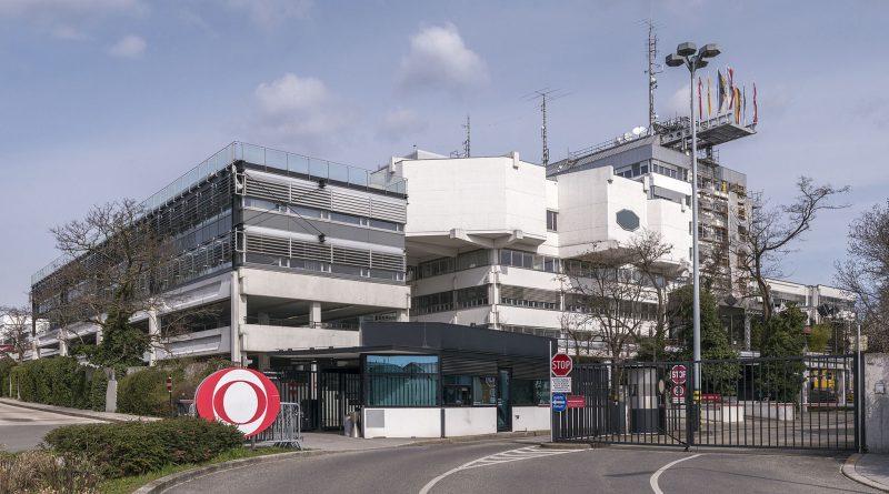 Das ORF-Zentrum am Küniglberg