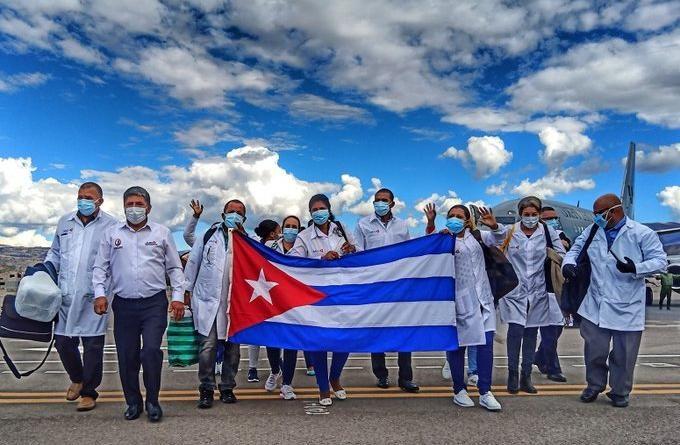 Kuba am Weg zum Impfweltmeister